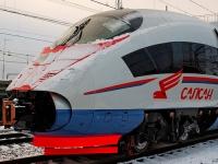 Россия наложит штраф на Siemens за неполадки в работе поезда Сапсан