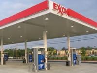 Падение прибыли Exxon Mobil в четвертом квартале