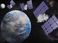 Правительство РФ выделит Роскосмосу полмиллиарда рублей на создание солнечных батарей.