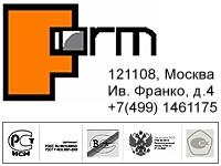 Продукты и услуги ФОРМ